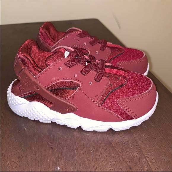 Kids Huarache Burgundy Shoes | Poshmark
